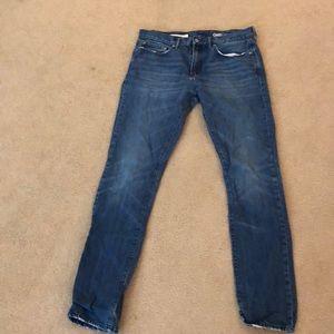 Gap jeans 34 x 36